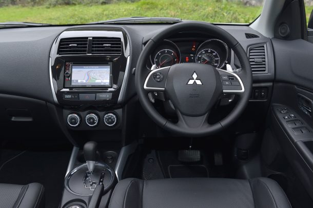 Mitsubishi ASX road test report and review