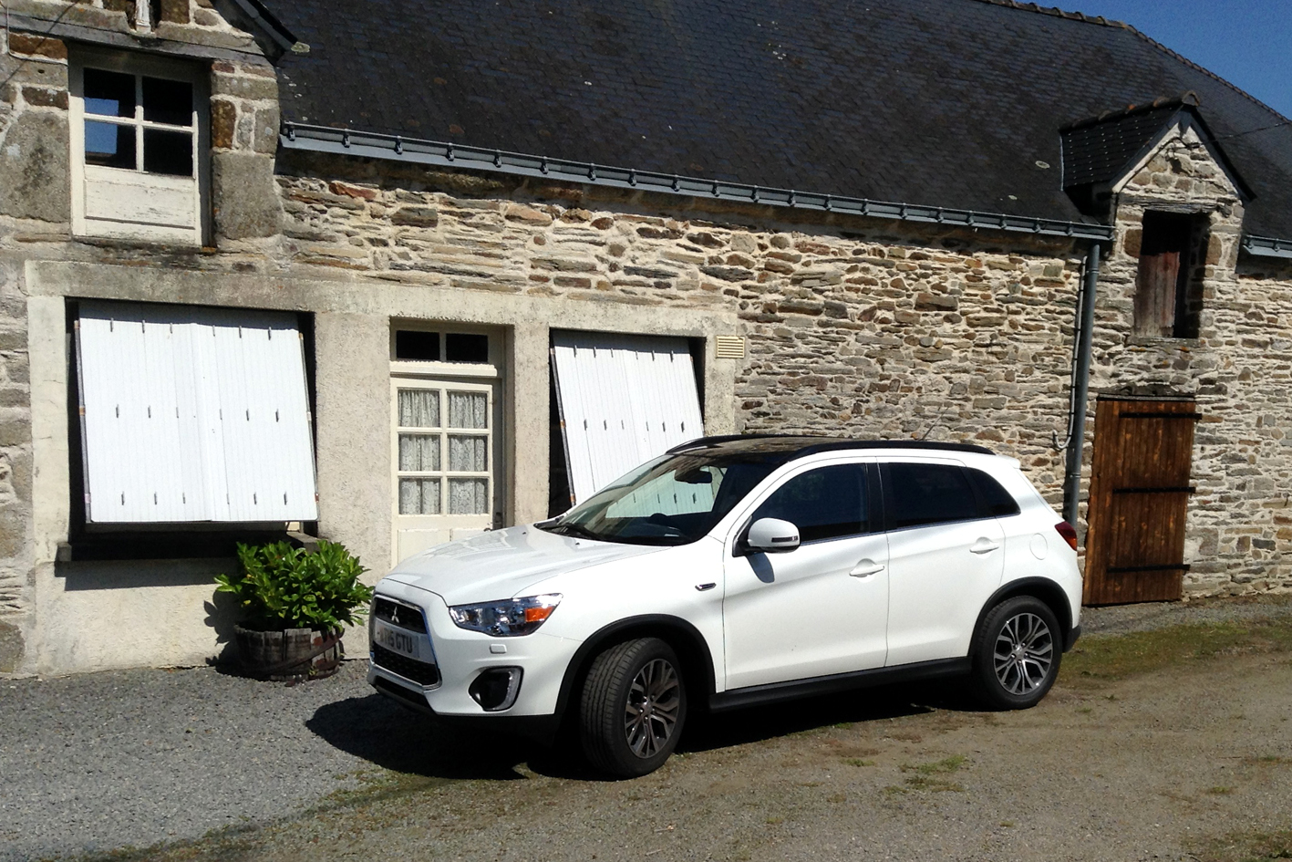 Mitsubishi ASX Road Test Report And Review: Good Car Is Under Rated In The  UK.