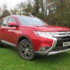 Mitsubishi Outlander 2.2 DI-D GX4 Auto road test report and review
