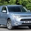 Mitsubishi Outlander PHEV GX4hs road test review