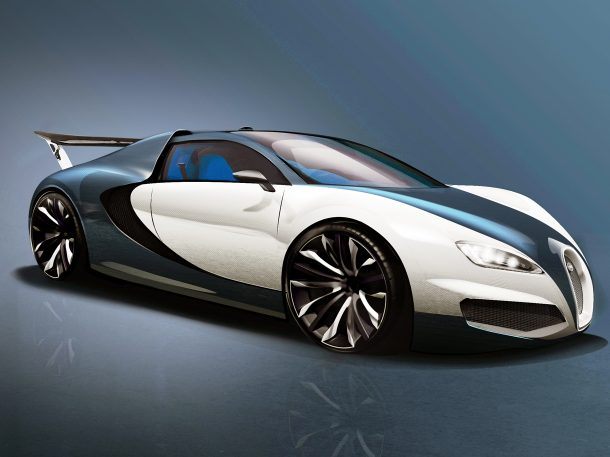 New Veyron