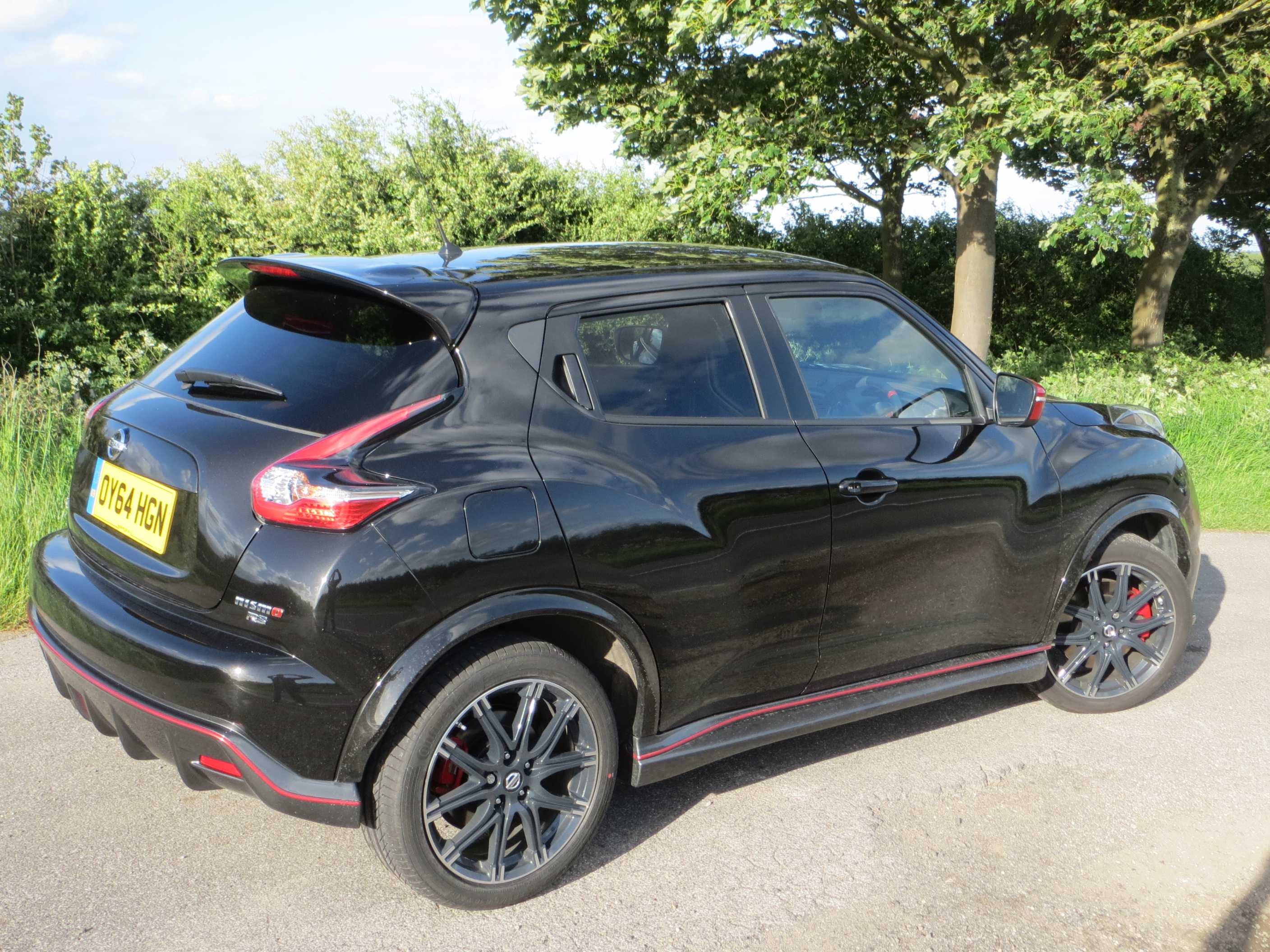 Nissan Juke Nismo RS road test report and review