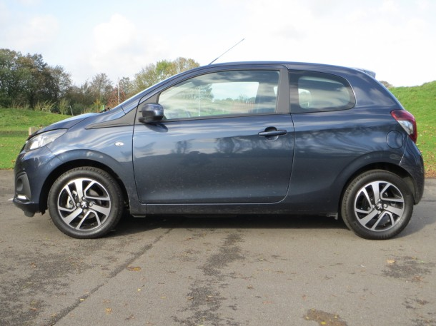 Peugeot 108 review and road test report