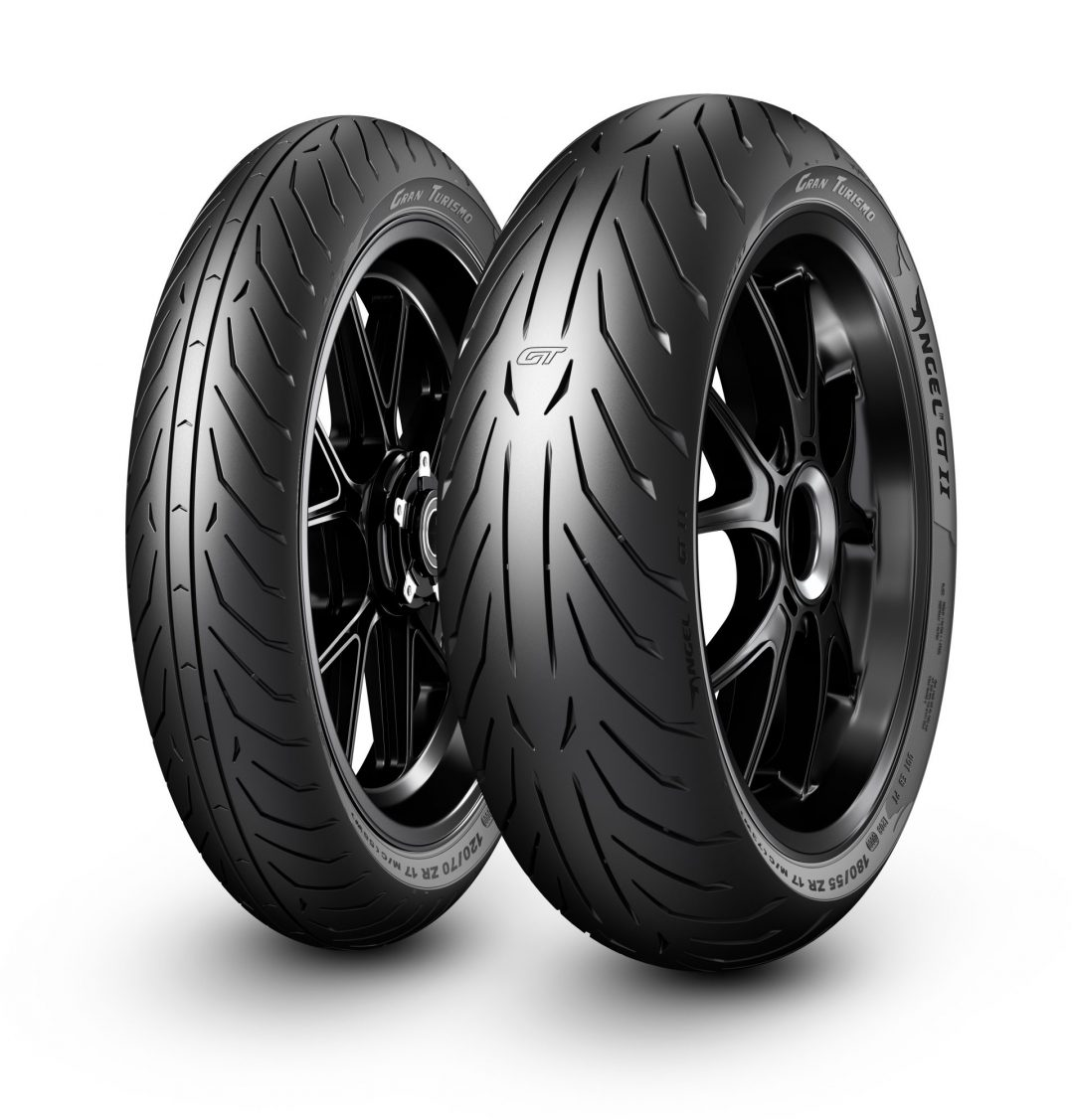 Pirelli Angel GTII review - we look at the pros and cons of Pirelli's premium tyre for sports tourers.
