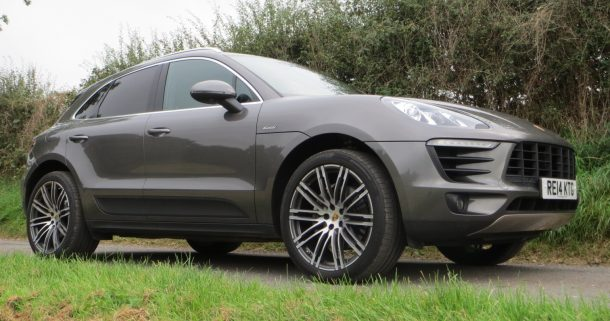 Porsche Macan S Diesel road test review