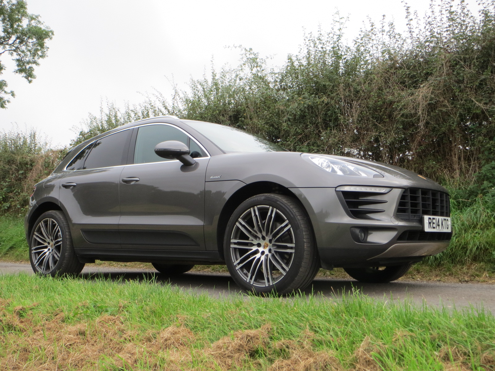 Porsche Macan S Diesel Road Test Report And Review