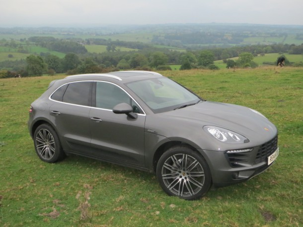 Porsche Macan S Diesel roadtest review