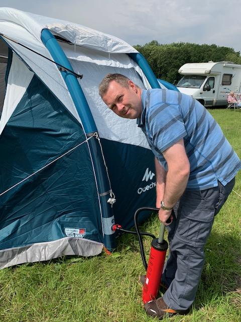 Quechua Air Seconds 4.1 Xl Family Camping Tent review (1)