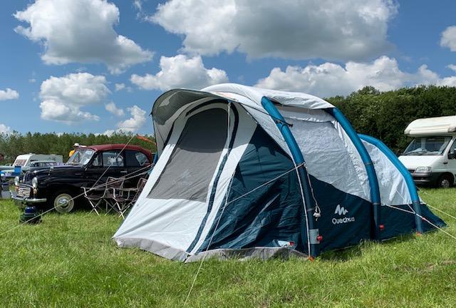 Quechua Air Seconds 4.1 Xl Family Camping Tent review (2)