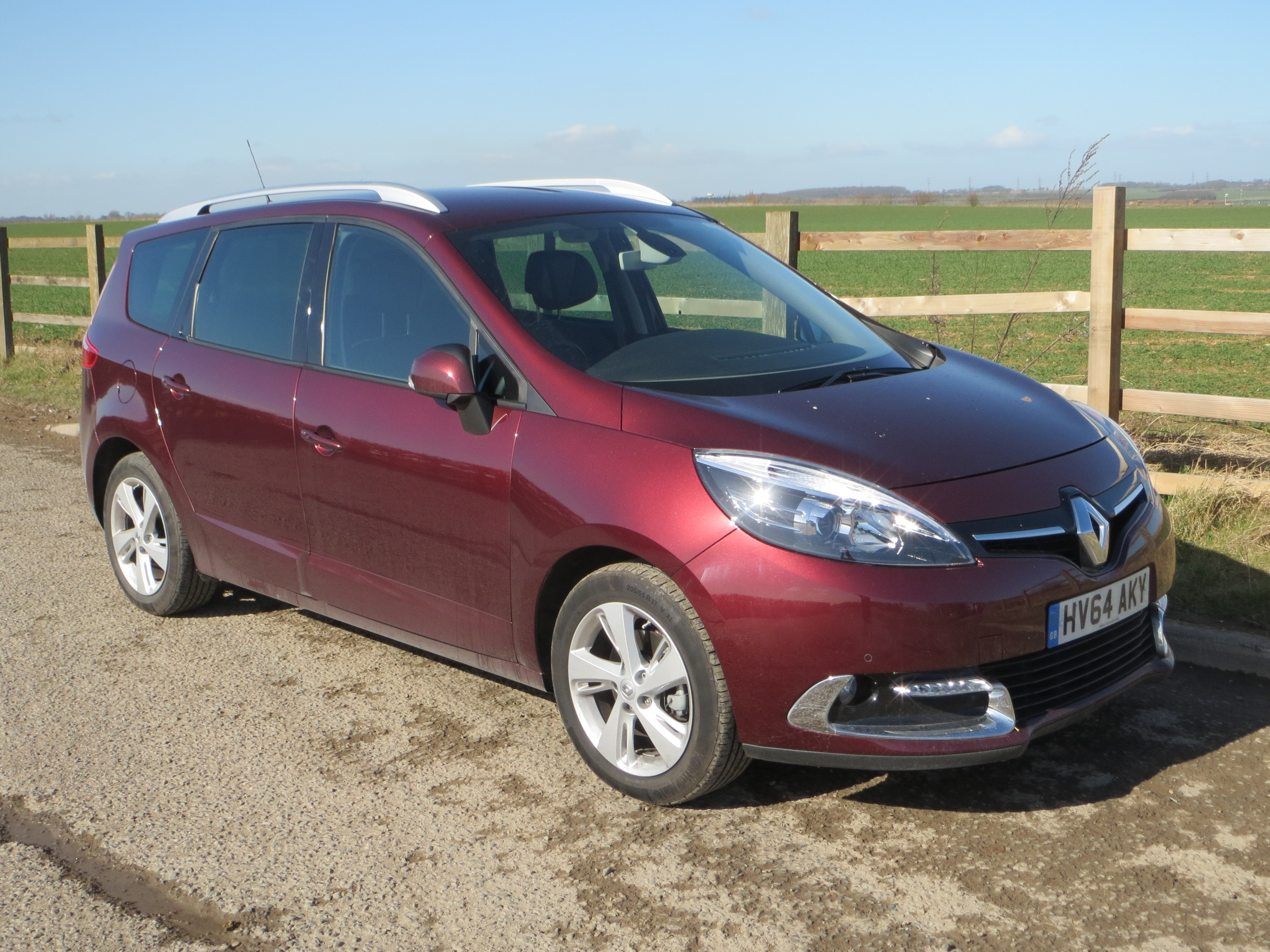 Renault Grand Scénic Dynamique TomTom ENERGY 1.6 dCi 130 Stop & Start