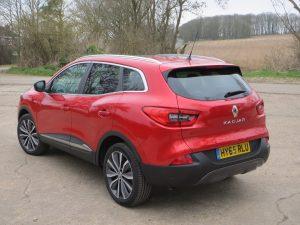 Renault Kadjar Signature Nav dCi 130 road test report and review