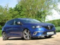 Renault Megane GT Nav 205 road test report and review: A great looking car with four-wheel-steering