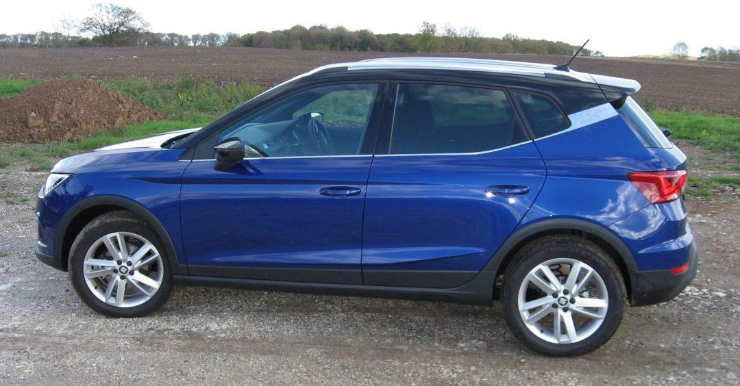 SEAT Arona 1.5 TSI roadtest report review