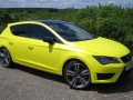 SEAT Leon Cupra and Cupra 280 road test review