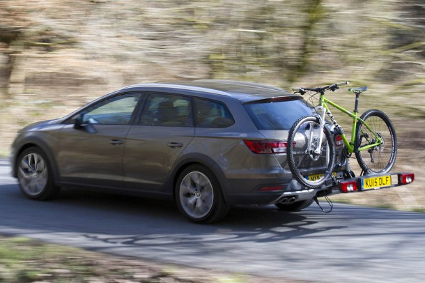 SEAT Leon X-PERIENCE road test review