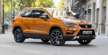 SEAT Ateca 2.0 TDI 4Drive road test report and review