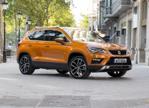 SEAT Ateca 2.0 TDI 4Drive road test report and review - The Ateca is quite a city slicker!