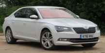Skoda Superb SE L Executive road test report and review (1)