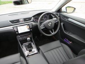 Skoda Superb SE L Executive road test report and review