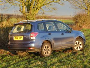 Subaru Forester 2.0D XC Premium manual road test report and review - A spacious estate car is always useful.