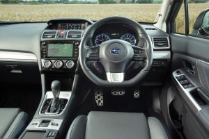 Subaru Levorg 1.6 GT Lineartronic road test report and review