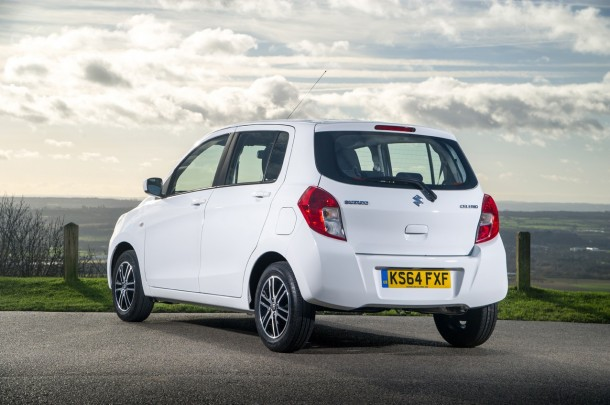 Suzuki Celerio road test report review (3)