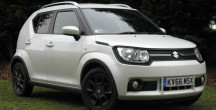 Suzuki Ignis 1.2 SZ-T Dualjet road test report review