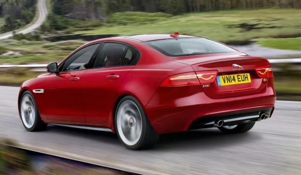 The new Jaguar XE (4)