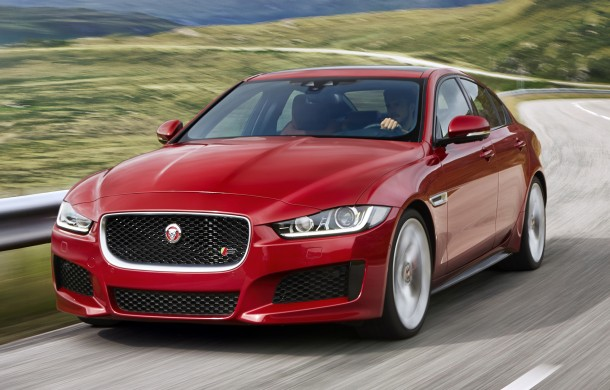 The new Jaguar XE (5)