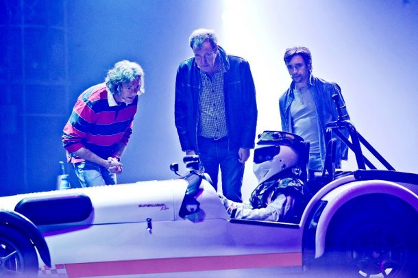 Top Gear on tour