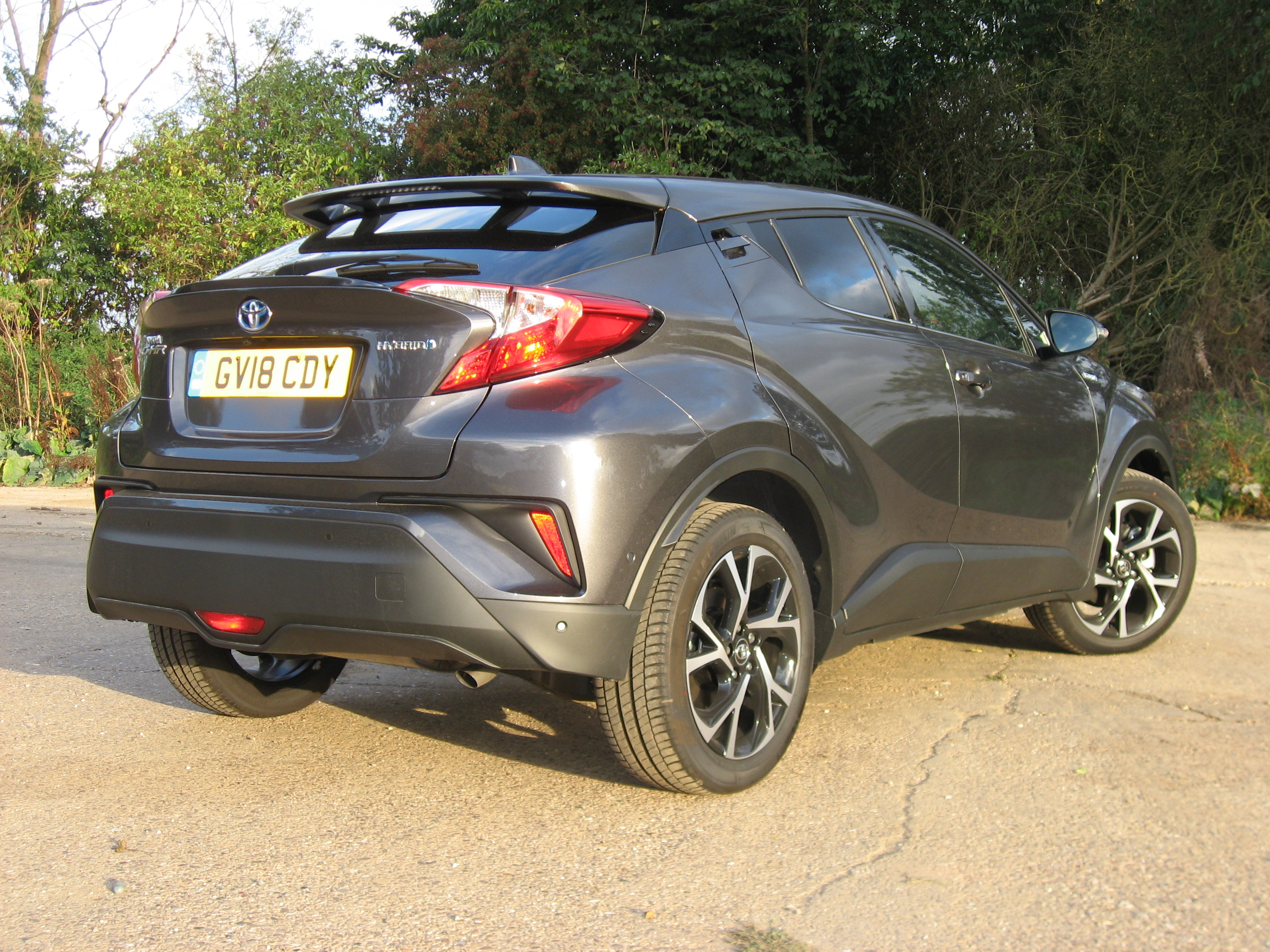 Toyota C-HR Hybrid road test report and review