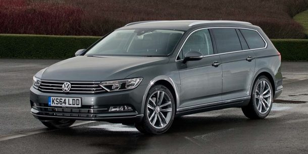 VW Passat Estate 2015
