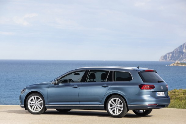 VW Passat Estate 2.0 TDI SE Business road test report and review