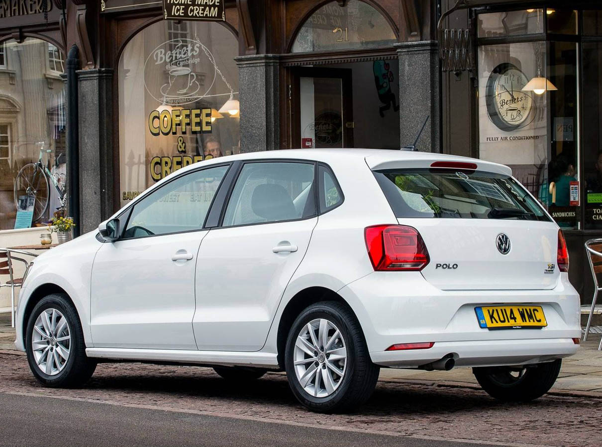 VW Polo SE 1.2 TSI road test report review