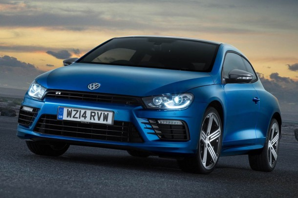 VW Scirocco R 2.0 TSI 280 review road test report