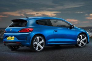 VW Scirocco R  road test report review