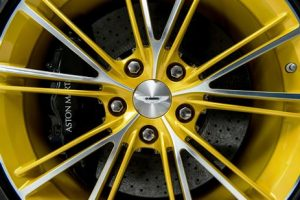 Even the wheels look gorgeous!