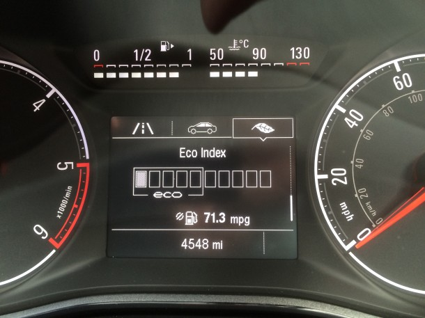 Vauxhall Corsa SRI VX-Line 1.3CDTi 95PS road test review