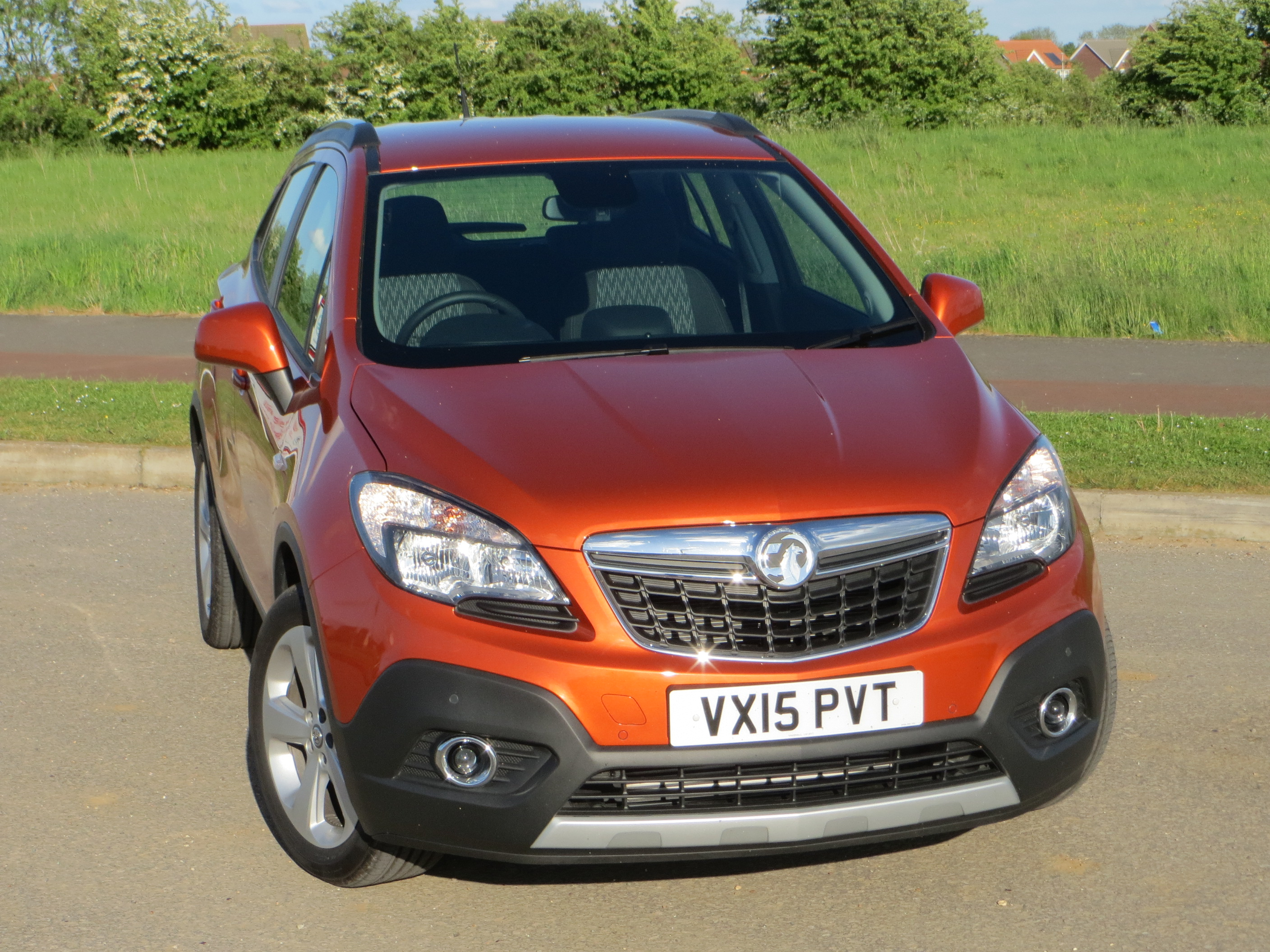 Vauxhall Mokka Tech Line 1.4 turbo 140PS Start/Stop 4x4 road test report and review