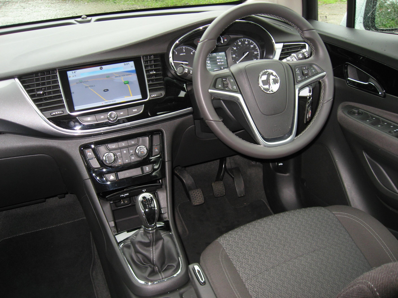 Vauxhall Mokka X Design Nav 1.6 CDTi 110 road test report review