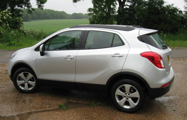Vauxhall Mokka X Design Nav 1.6 CDTi 110  road test report review