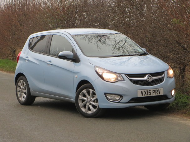 Vauxhall Viva SL 1.0 road test report and review