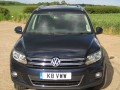 Volkswagen Tiguan Match 2.0 TDI 140PS review & road test report