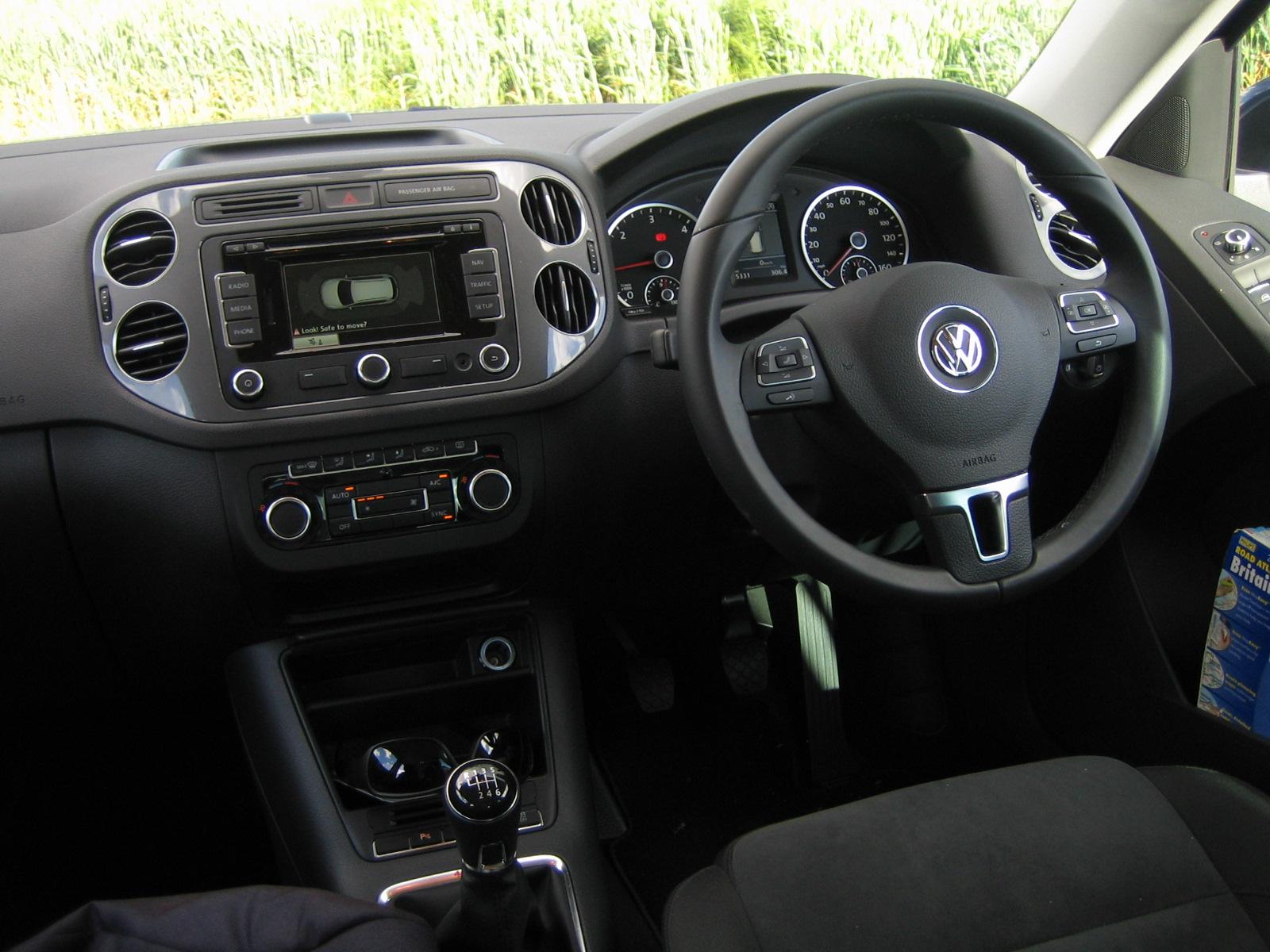 Volkswagen Tiguan Match 20 TDI review  road test report