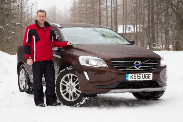 Volvo XC60 D4 AWD Geartronic SE Lux Nav road test report review (1)