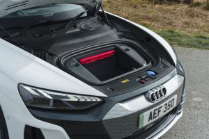 Audi e-tron road test review - charge up for electric tour de force