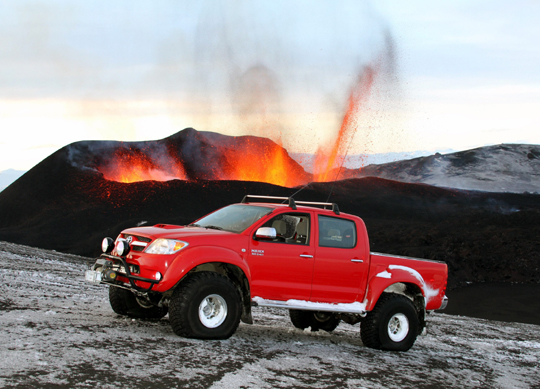 Toyota Hilux Volcano