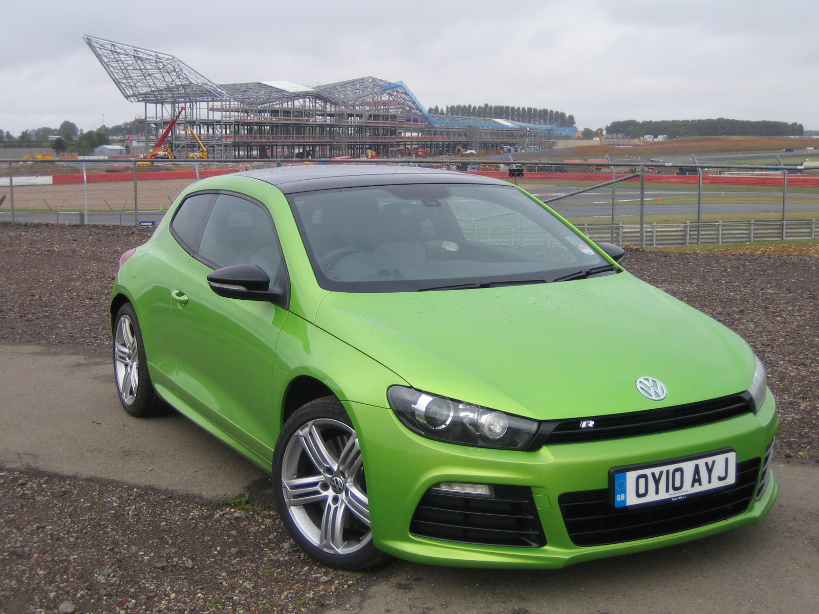Volkswagen Scirocco R Wheel World Reviews