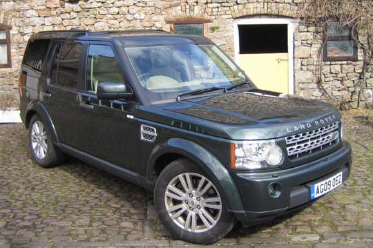 Land Rover Discovery 4 HSE Auto 3.0 V6 sel - Wheel World Reviews
