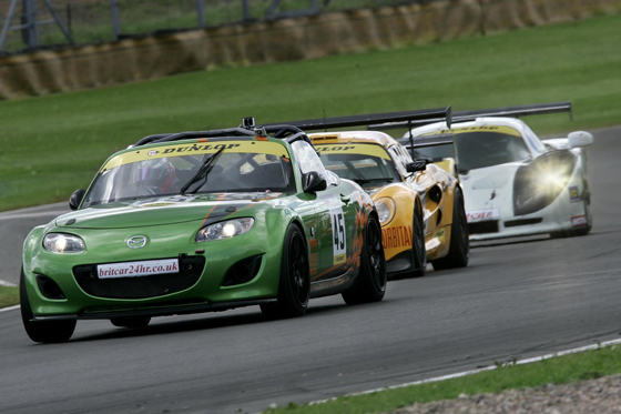 Mazda MX-5 GT climbs to second in championship - Wheel World Reviews